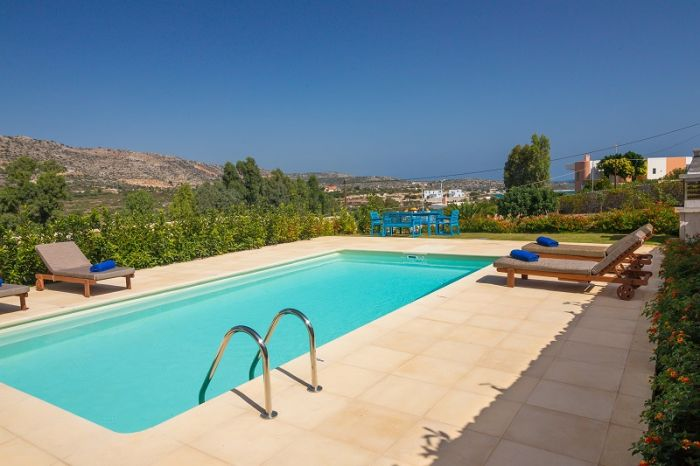Creteview Villas for rent in Chania FEDRA image16