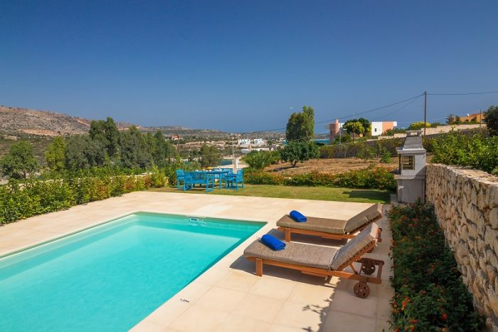Creteview Villas for rent in Chania HLEKTRA image16