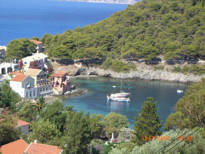 Niriides Appartamenti in Affitto Assos Cefalonia Grecia